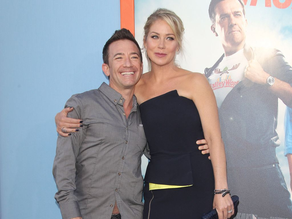 David Faustino und Christina Applegate