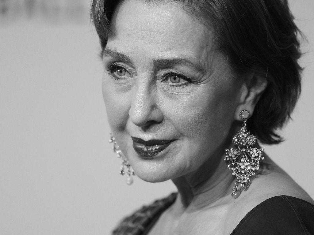 Christine Kaufmann beim Rosenball in Berlin 2012
