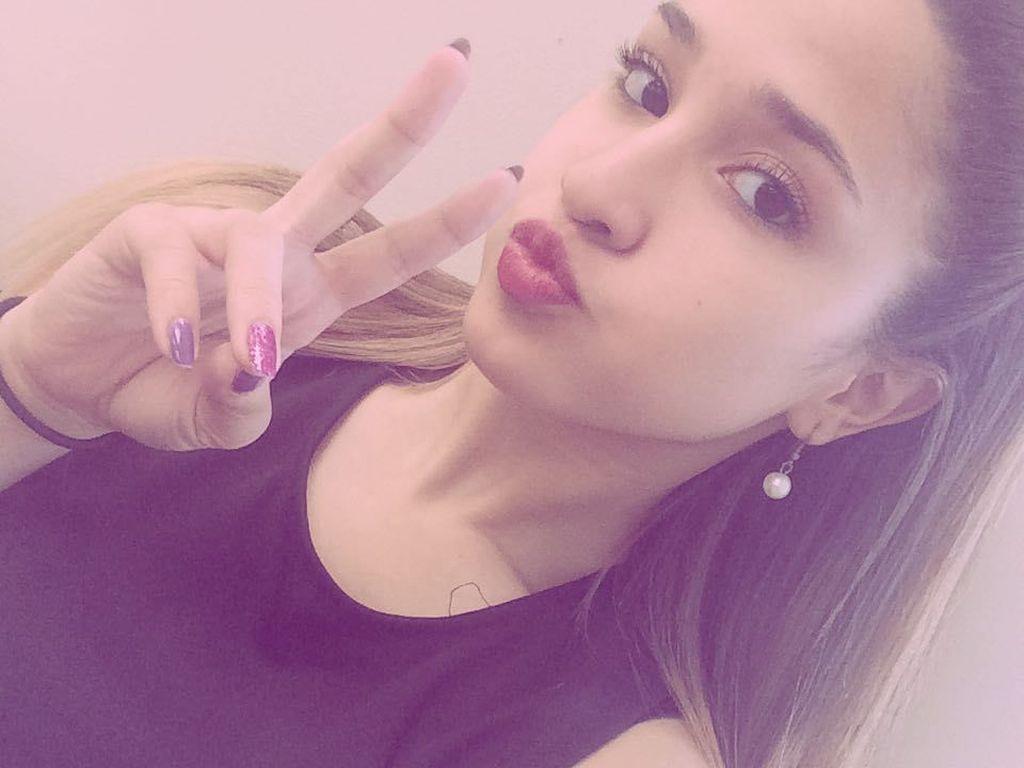 Clarisse Chi, Doppelgängerin von Ariana Grande