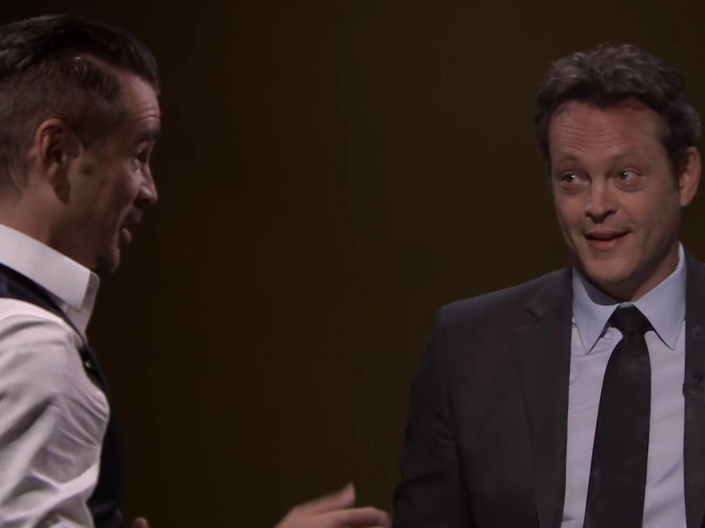 Jimmy Fallon, Colin Farrell und Vince Vaughn