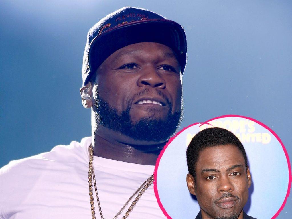 50 Cent und Chris Rock