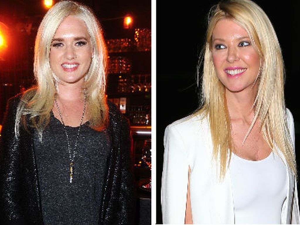 Sarah Knappik und Hollywood-Star Tara Reid