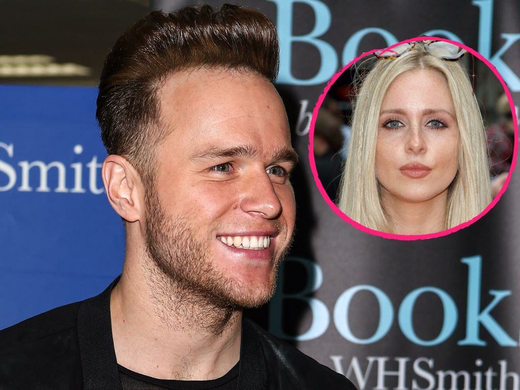 Olly Murs und Diana Vickers