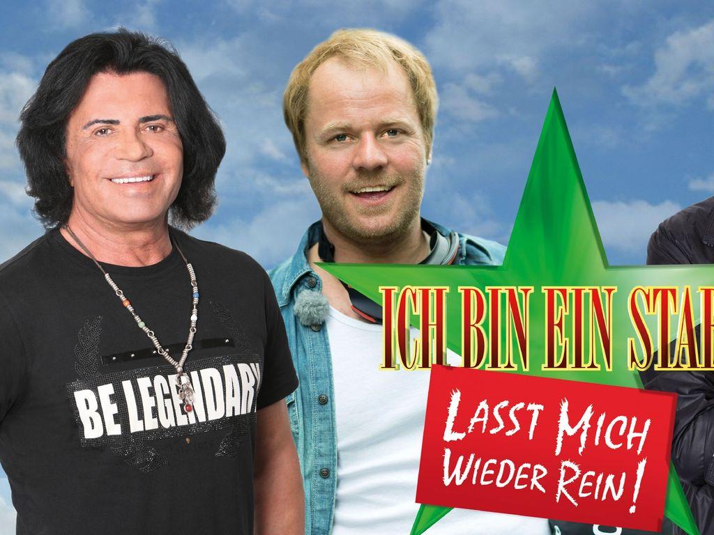 Costa Cordalis, Dustin Semmelrogge und Werner Böhm
