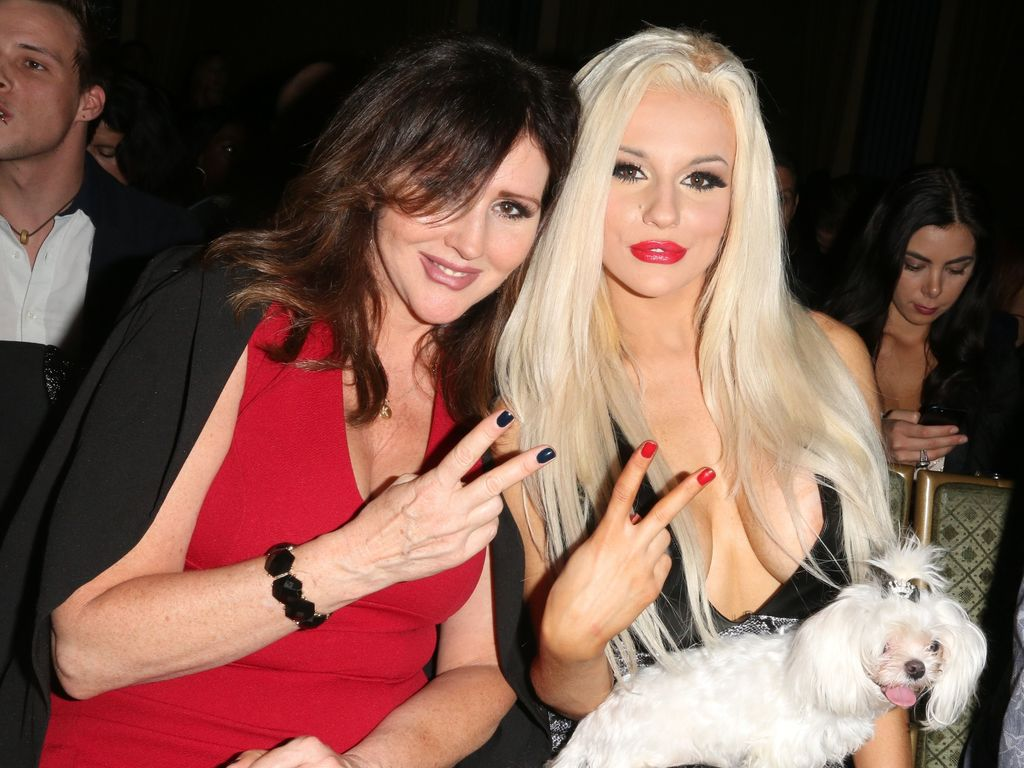 Courtney Stodden und Krista Keller-Stodden