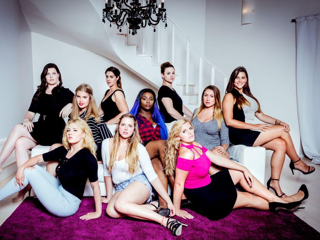 Curvy Supermodel, RTL II