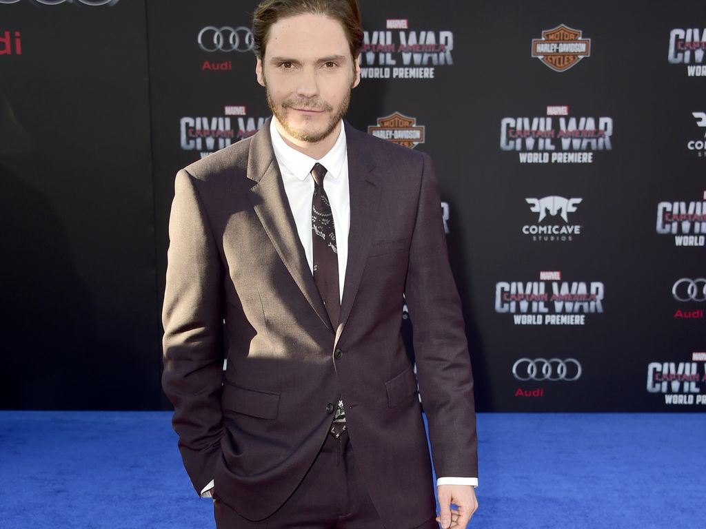 "Daniel Brühl bei der ""Captain America: Civil War""-Premiere in Los Angeles"