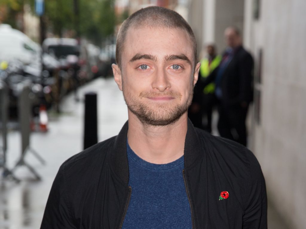 "Daniel Radcliffe - ""Harry Potter""-Star"