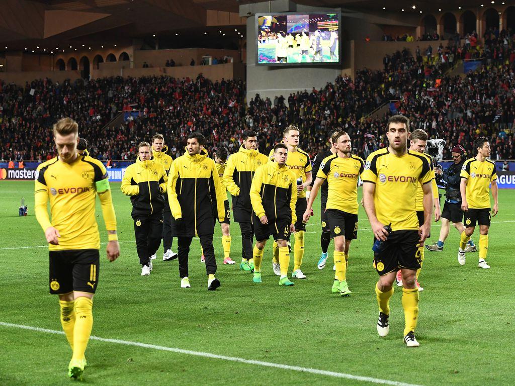 Der BVB zu Gast bei AS Monaco