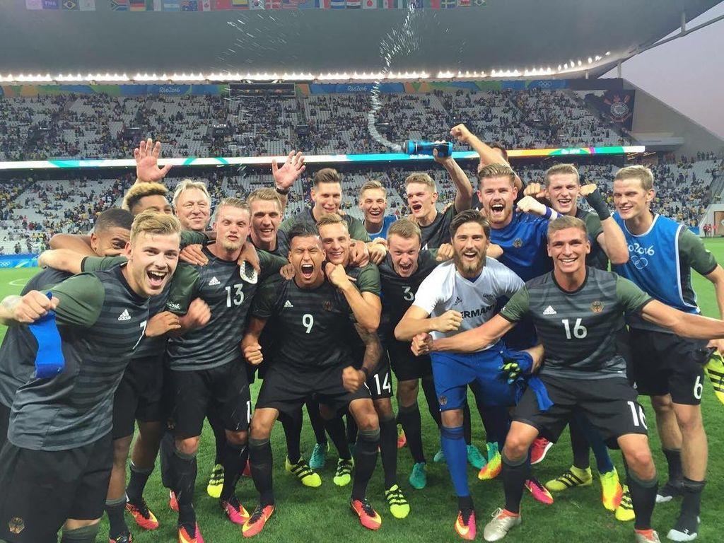 Die deutsche U-23 bei den Olympischen Spielen 2016 in Rio de Janeiro
