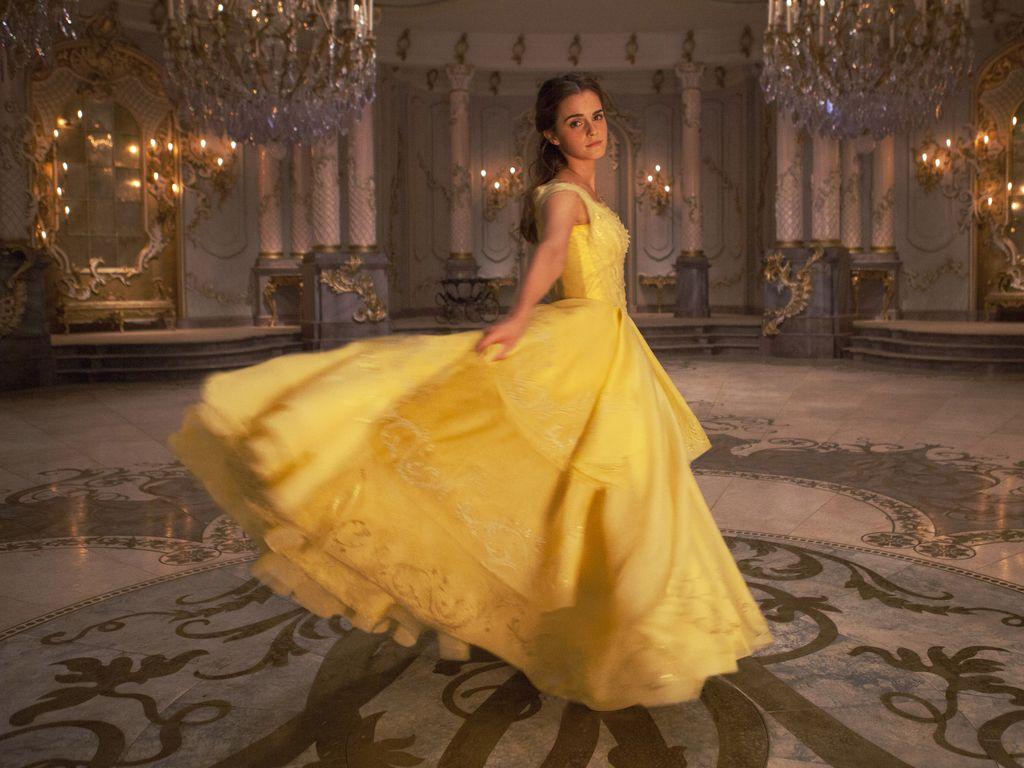 """""""Die Schöne und das Biest"""": Emma Watson als Belle"""
