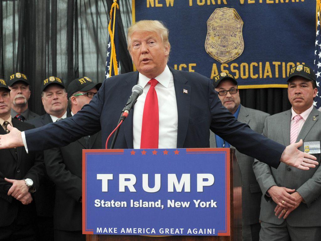Donald Trump, Multi-Milliardär