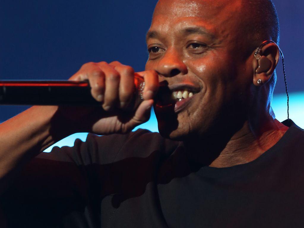 Musiker und Erfolgsproduzent Dr. Dre