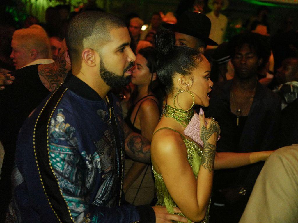 Drake und Rihanna bei einer Aftershow-Party zu den MTV Video Music Awards
