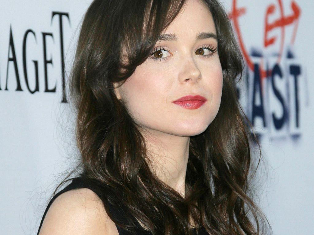 Ellen Page auf GAYCATION SzeneLesbe