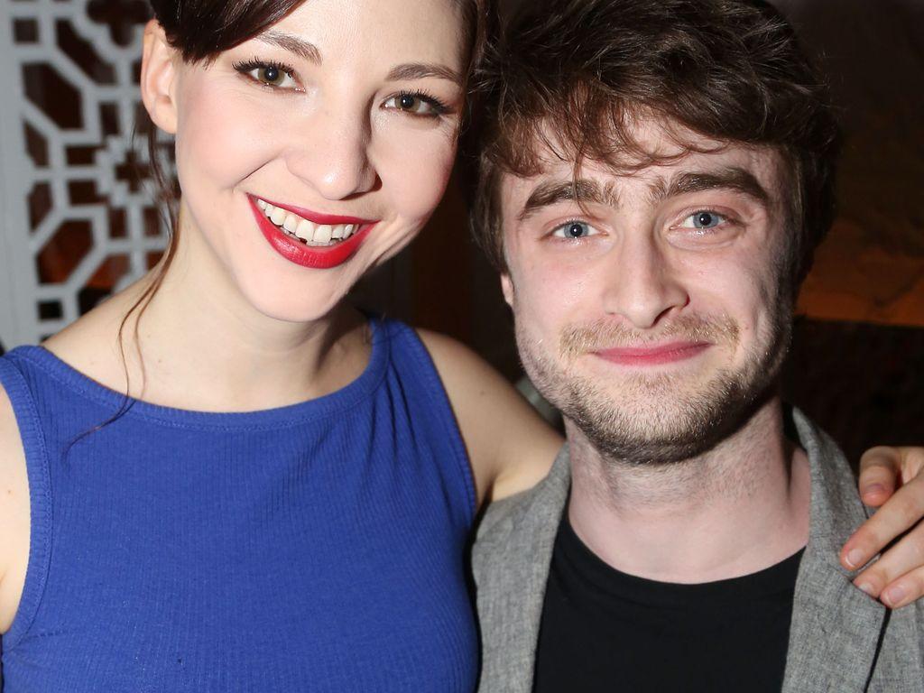 Erin Drake und Daniel Radcliffe