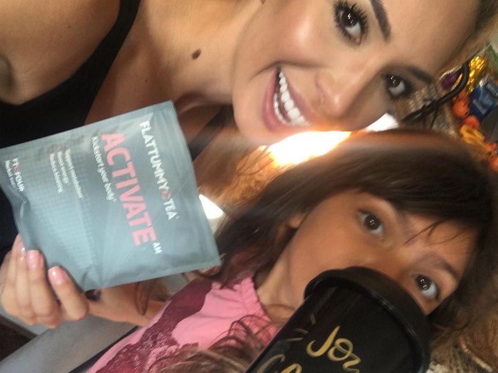 Farrah Abraham mit Tochter Sophia