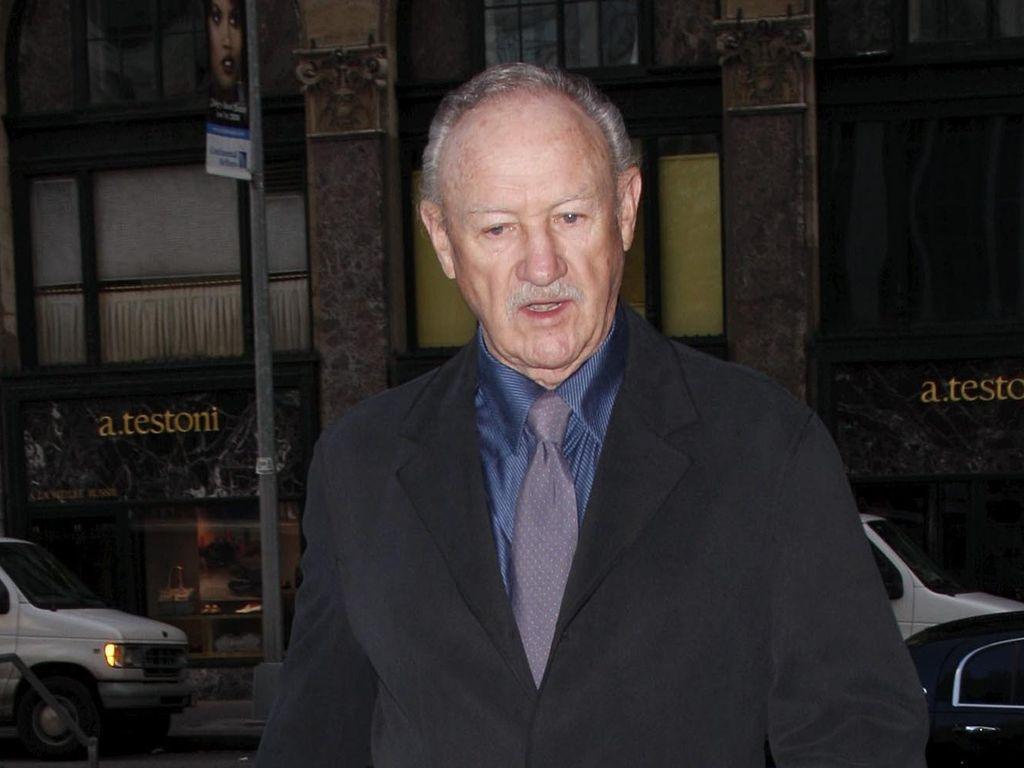 Gene Hackman schlägt Obdachlosem ins Gesicht | Promiflash.de