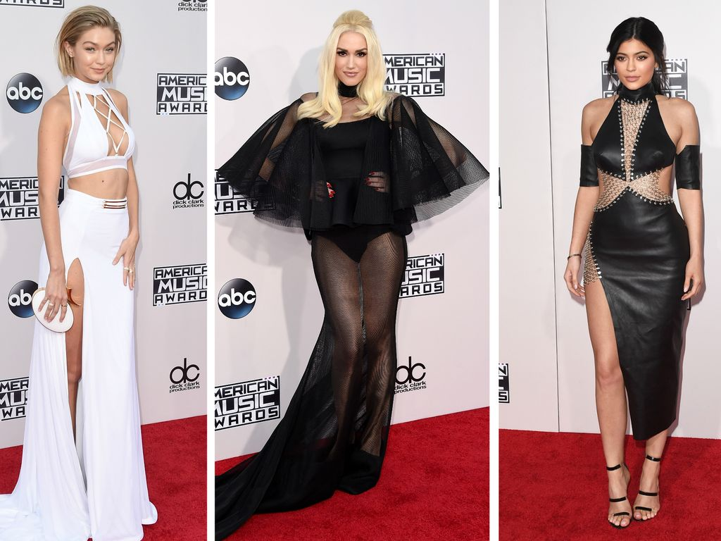 Gigi Hadid, Kylie Jenner und Gwen Stefani