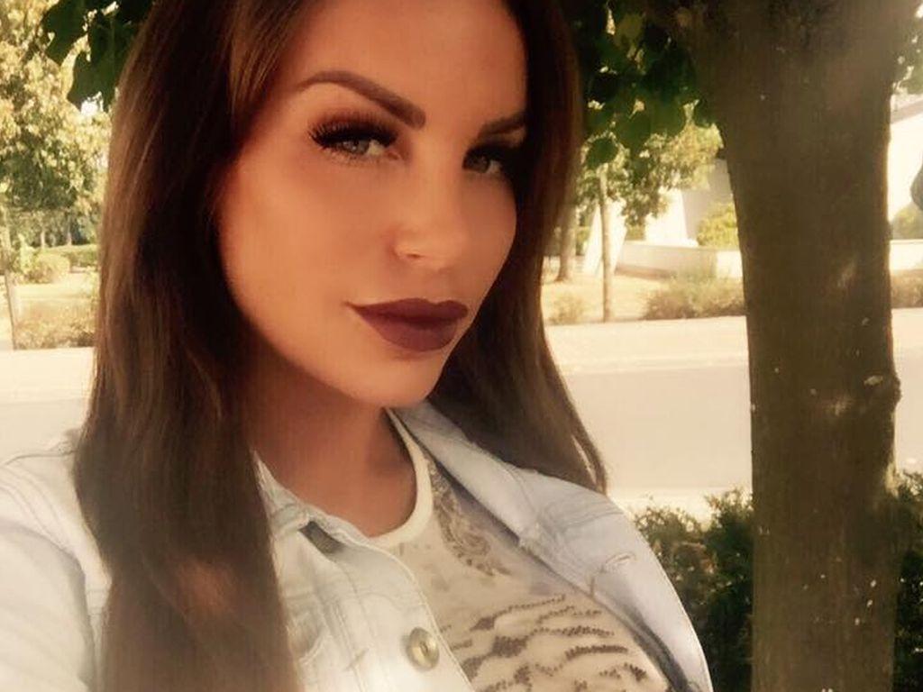 Gina-Lisa Lohfink, Model