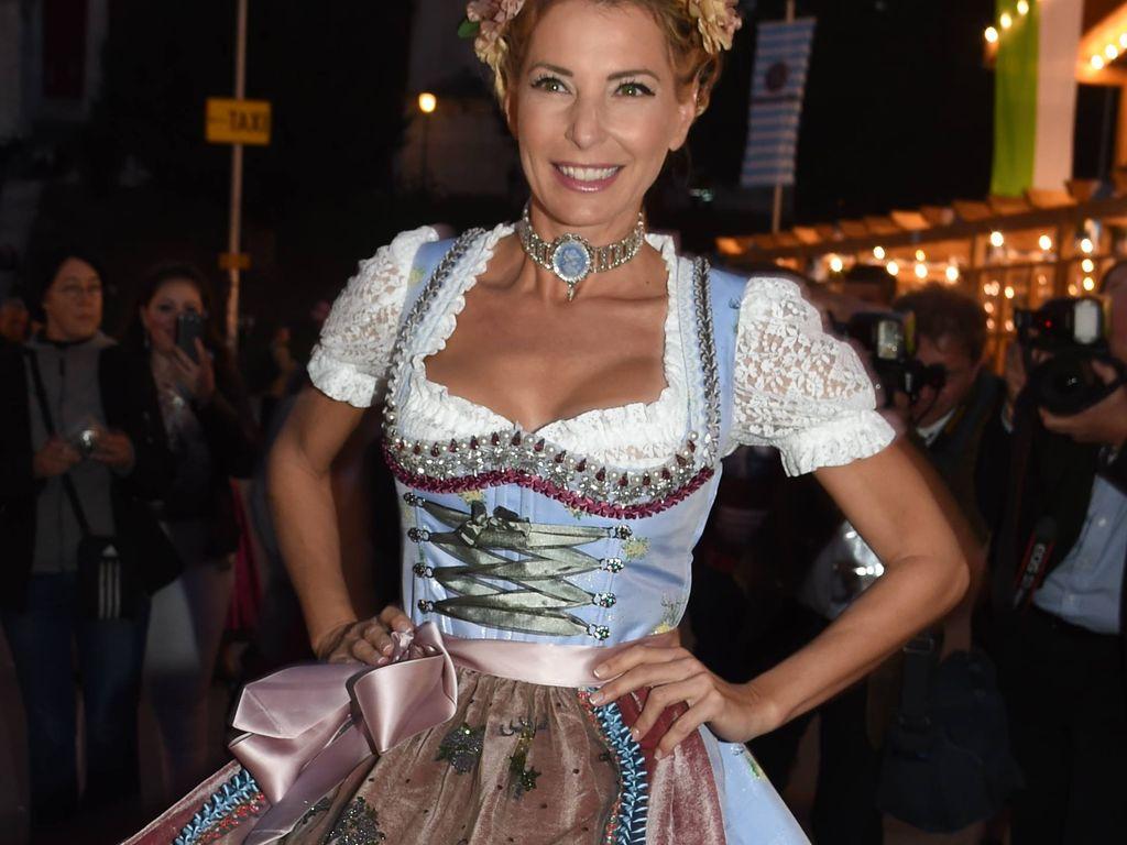 Giulia Siegel, Oktoberfest 2015