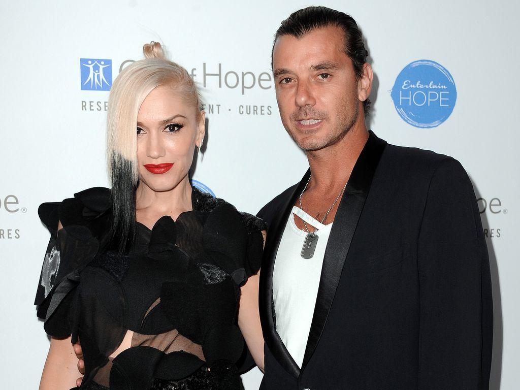 Ex-Paar Gwen Stefani und Gavin Rossdale