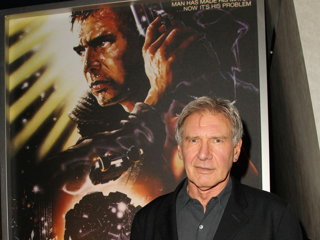 Hollywood-Star Harrison Ford