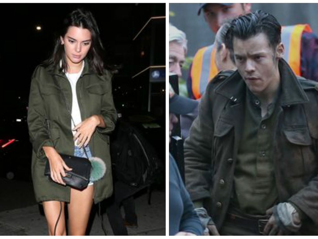 Harry Styles und Kendall Jenner