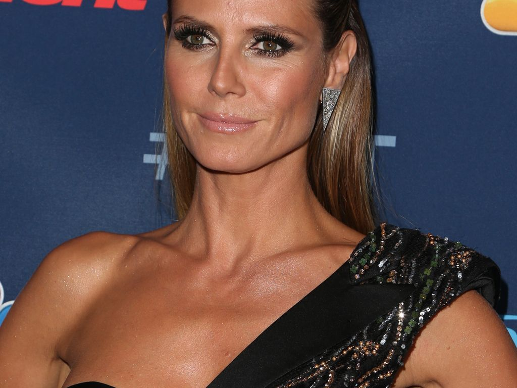 "Heidi Klum bei ""America's Got Talent"""