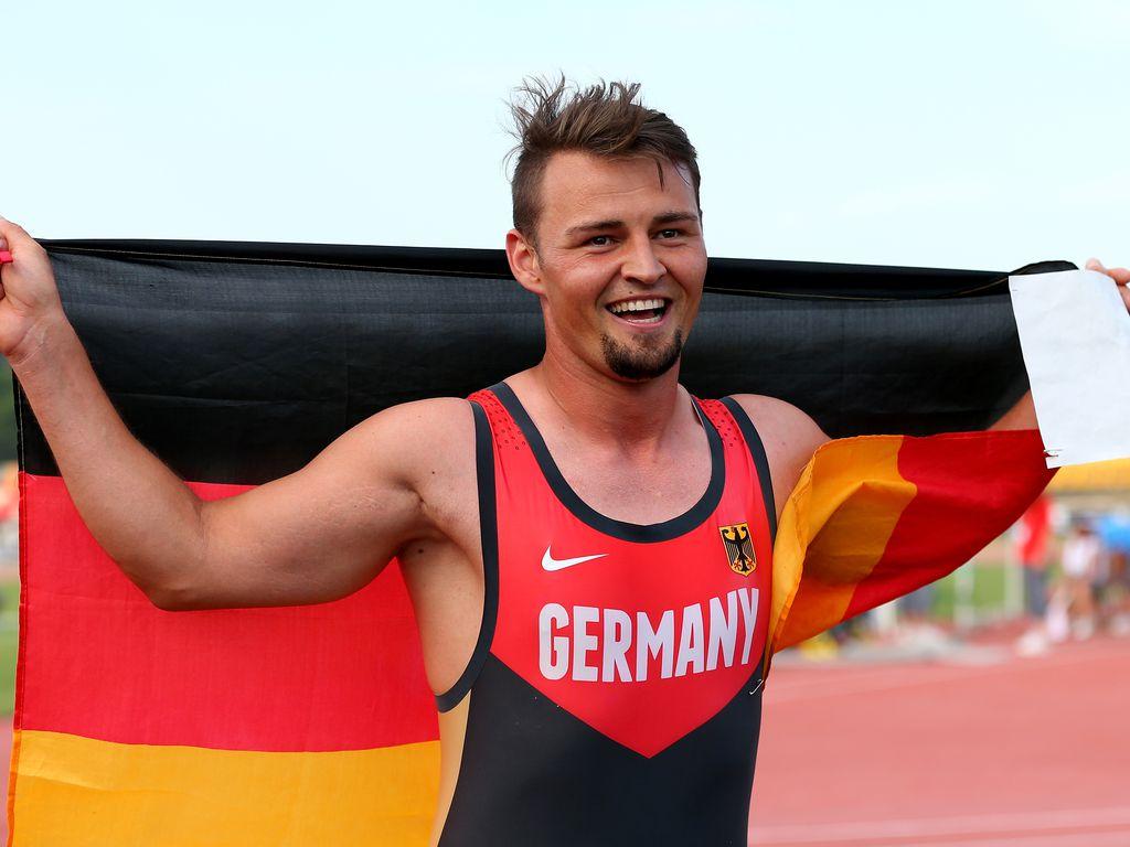 Heinrich Popow, Paralympics-Sportler