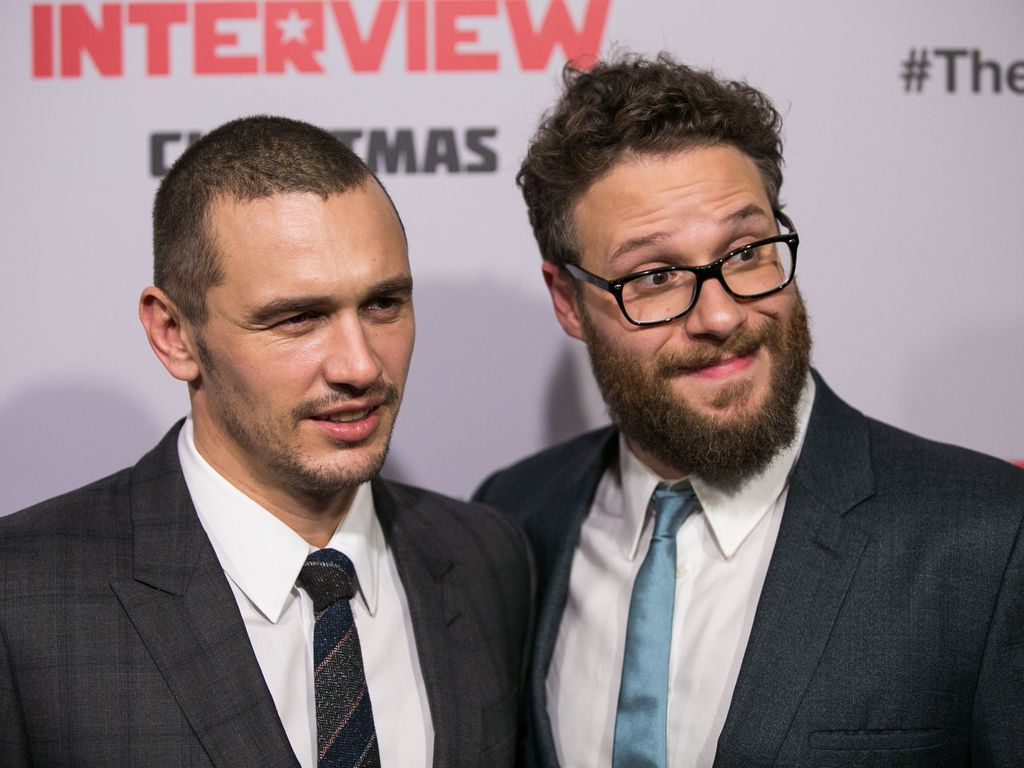 James Franco und Seth Rogen