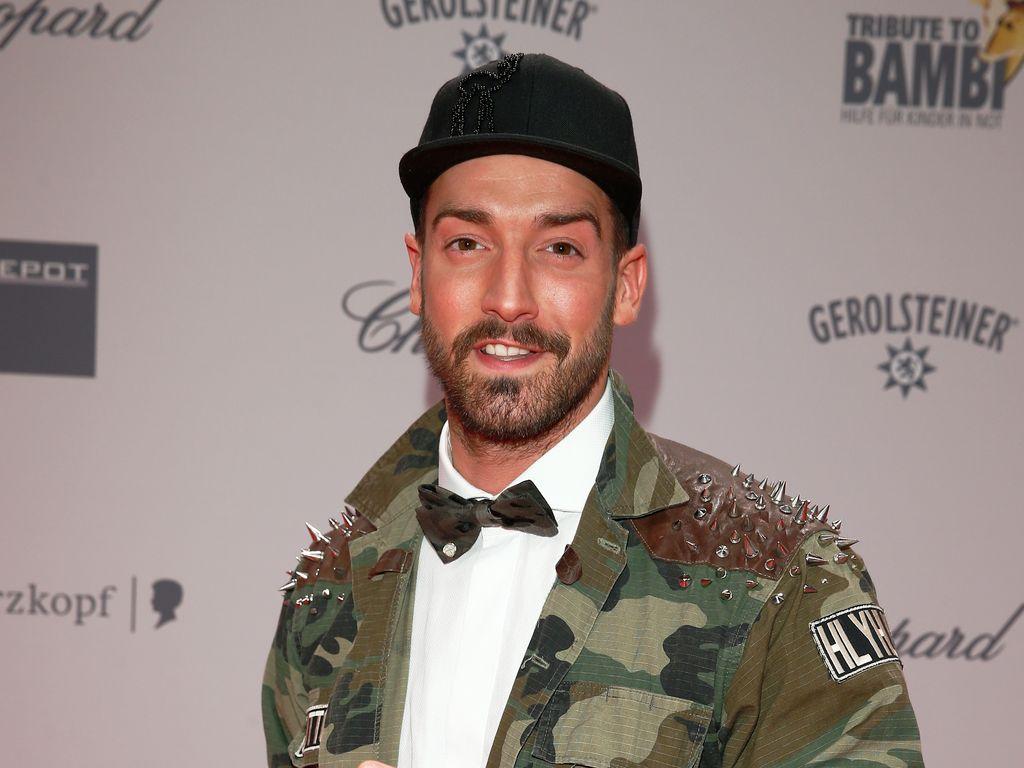 "Jan Leyk bei der ""Tribute to Bambi""-Gala in Berlin"