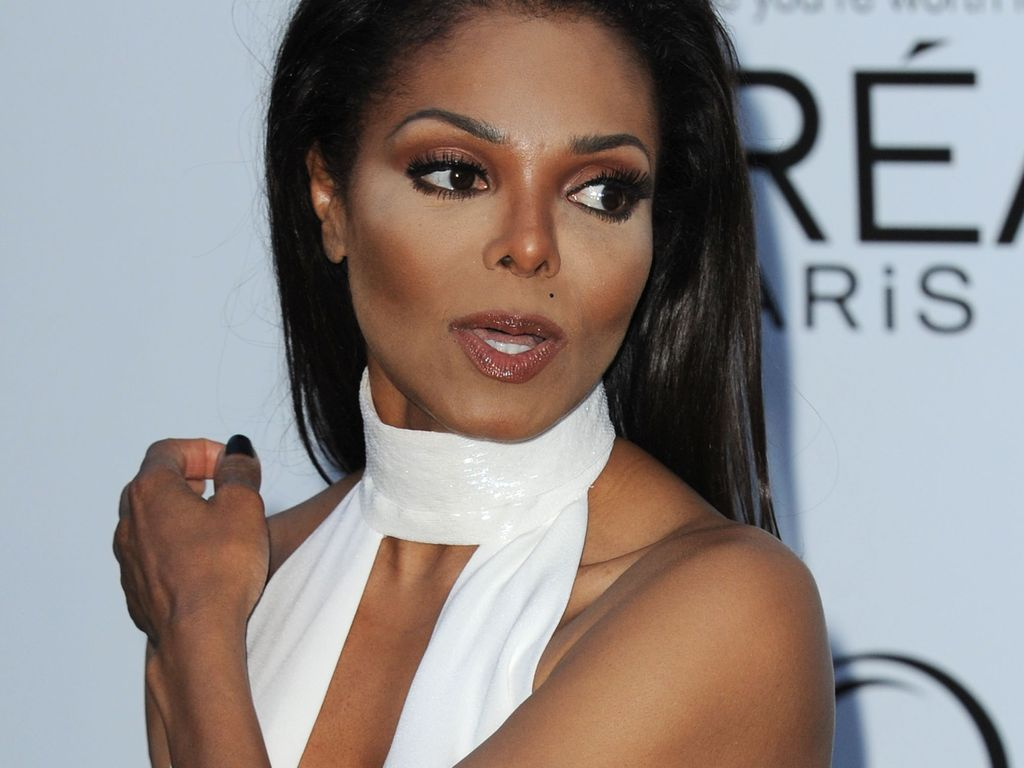 Janet Jackson beim Cannes Festival 2012