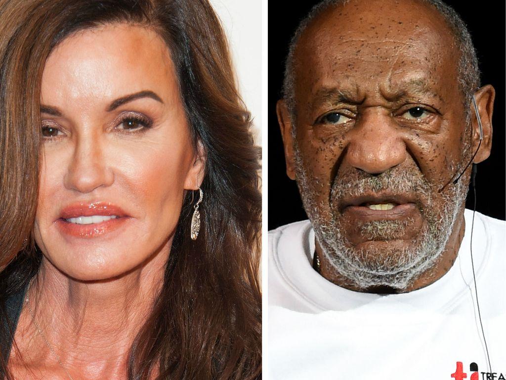 Bill Cosby und Janice Dickinson