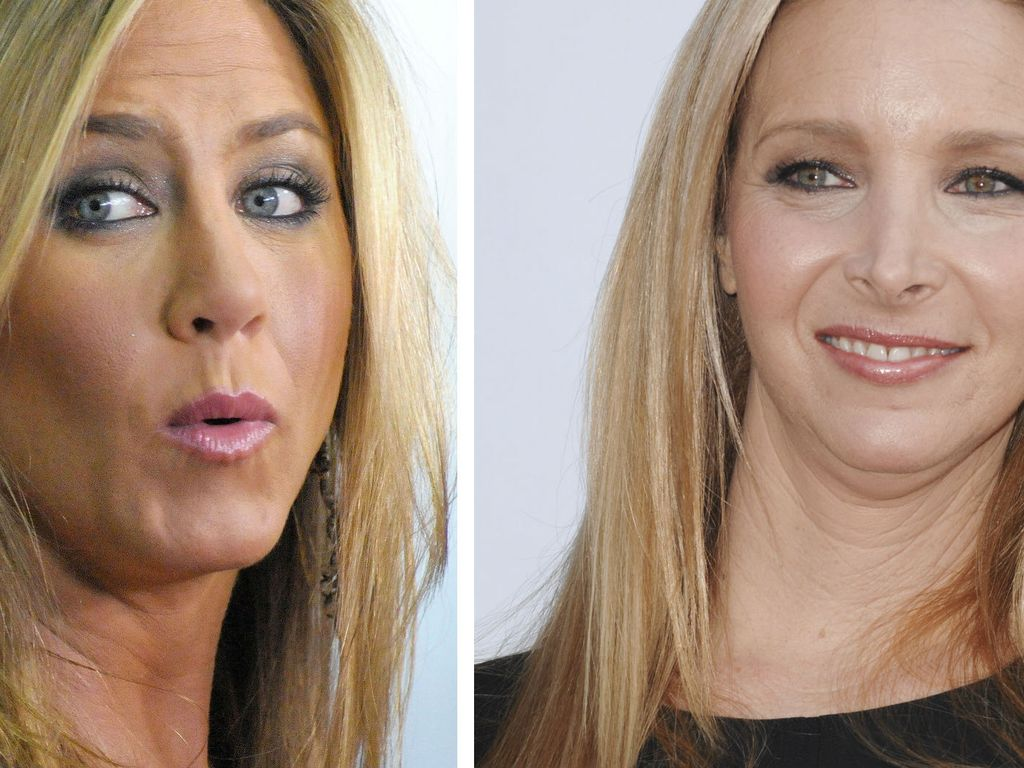 Jennifer Aniston und Lisa Kudrow