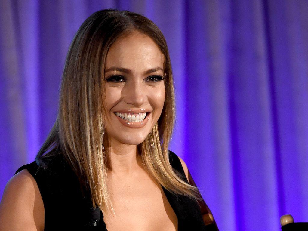 Jennifer Lopez bei einer Veranstaltung 2017