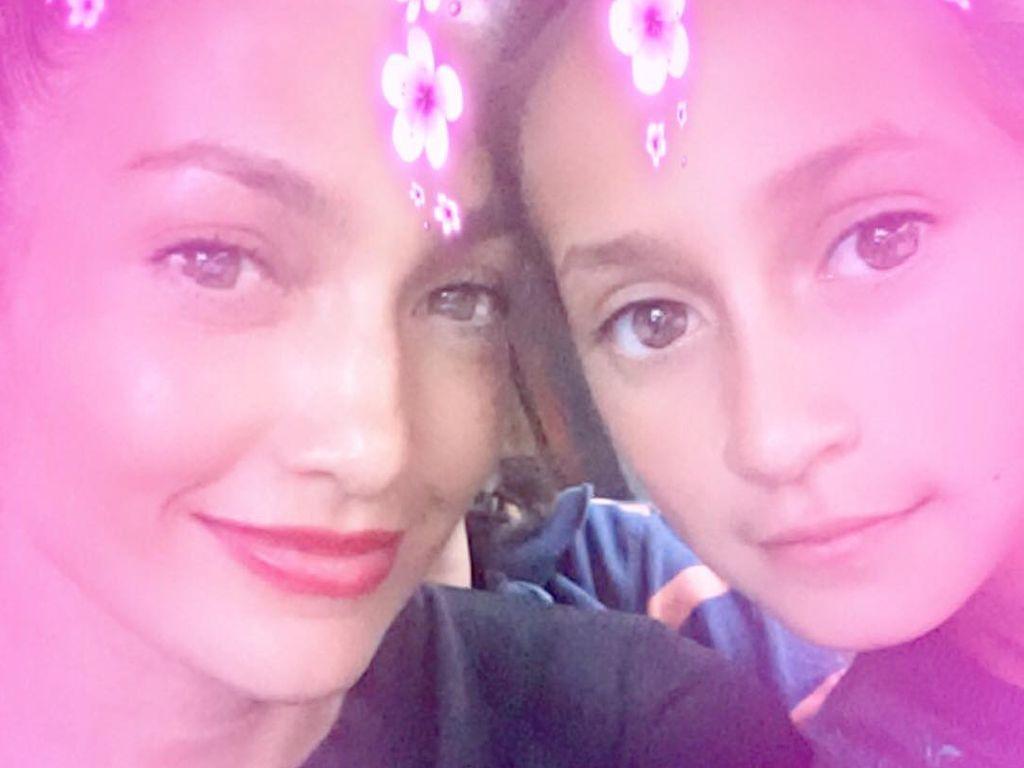 Jennifer Lopez und ihre Tochter Emme