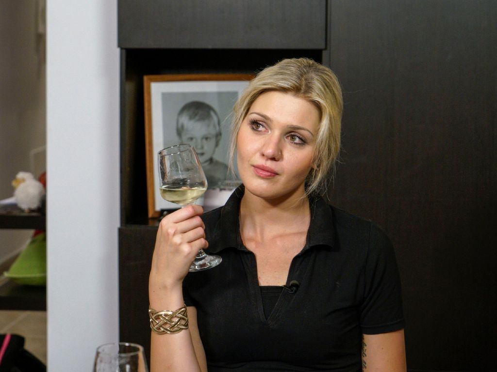 "Jennifer Matthias bei ""Das perfekte Dinner"""