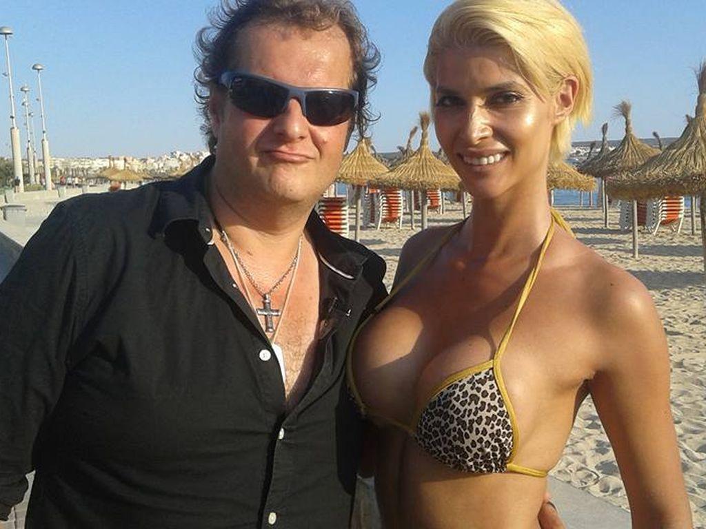 Jens Büchner und Micaela Schäfer