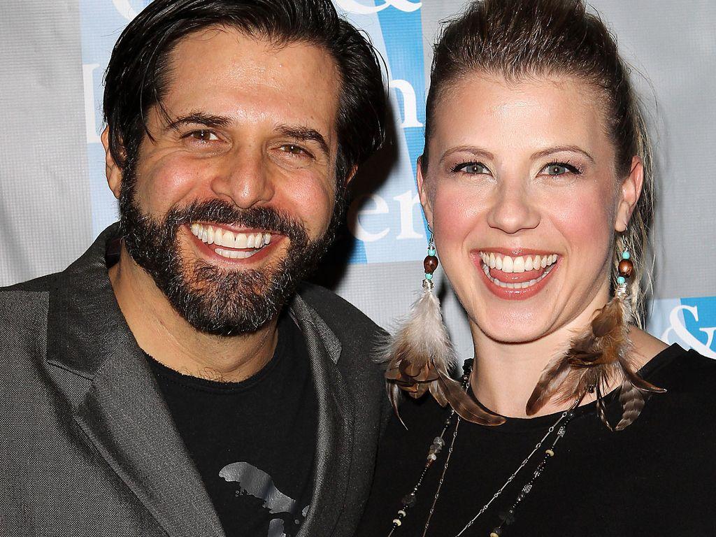 Jodie Sweetin und Ehemann Morty Coyle