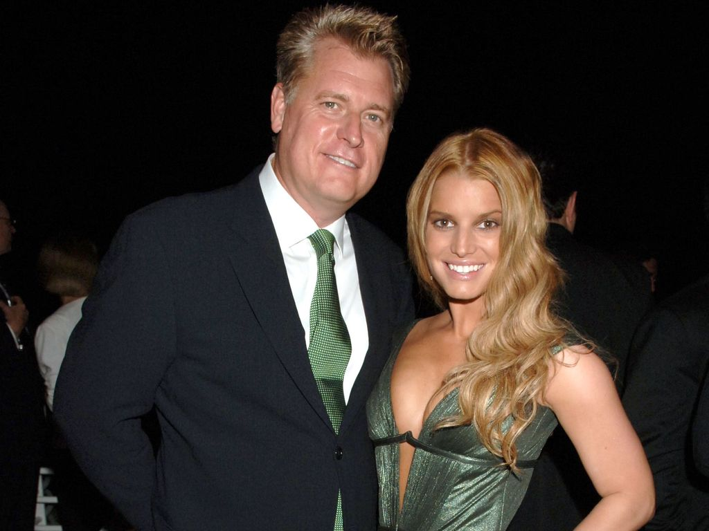 """Joe und Jessica Simpson auf der """"Vanity Fair""""-Party in Cannes"""
