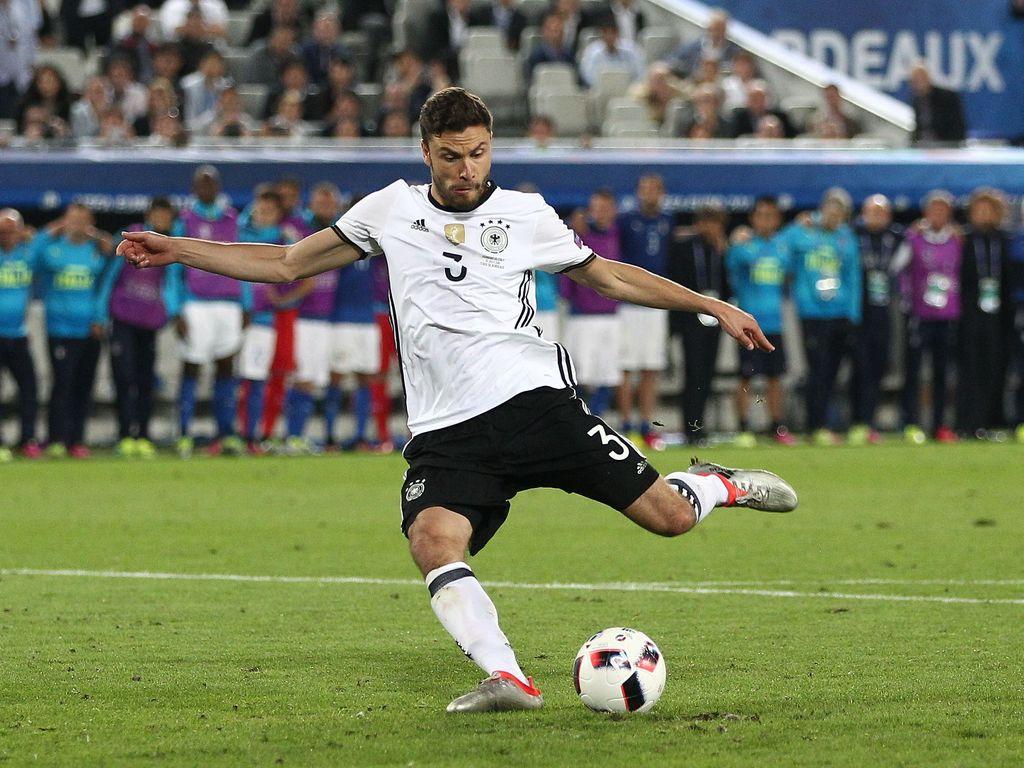 Jonas Hector im EM-Viertelfinale