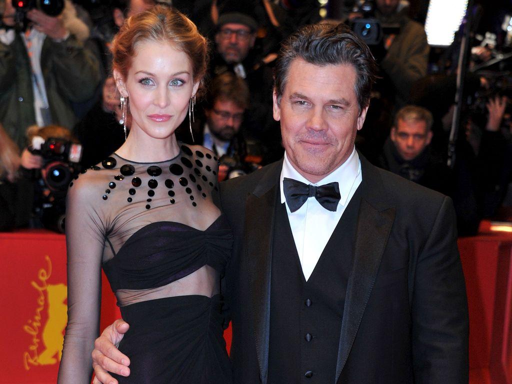 Josh Brolin und Kathryn Boyd bei der Berlinale 2016
