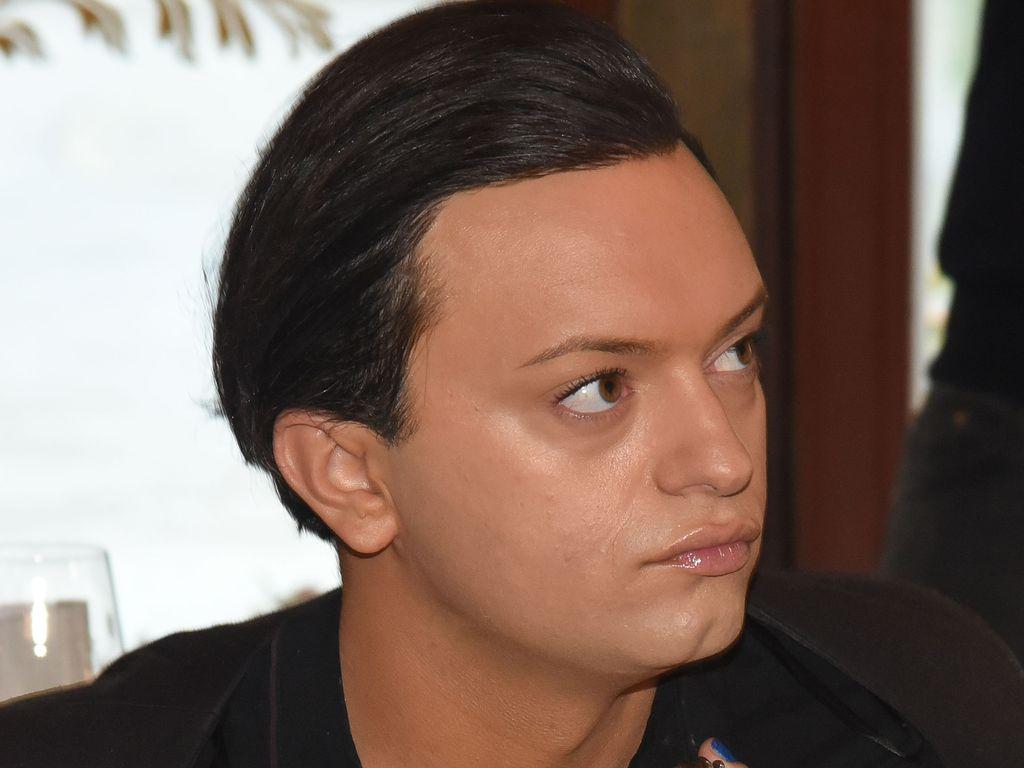 Julian F.M. Stoeckel bei der Wahl zur Miss Germany 2017