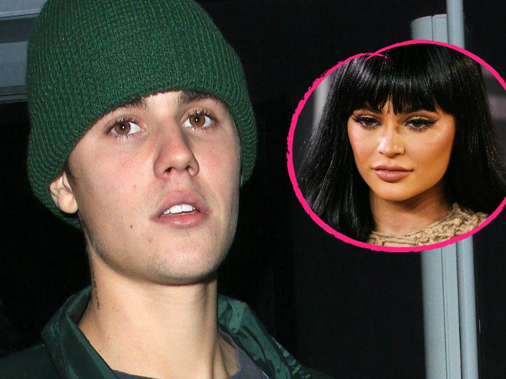 Justin Bieber und Kylie Jenner