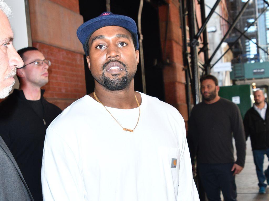 Kanye West, Ehemann von Kim Kardashian