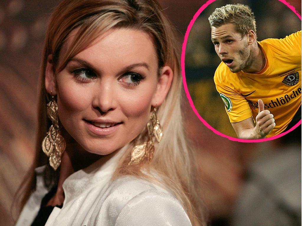 Katja Kühne und Justin Eilers