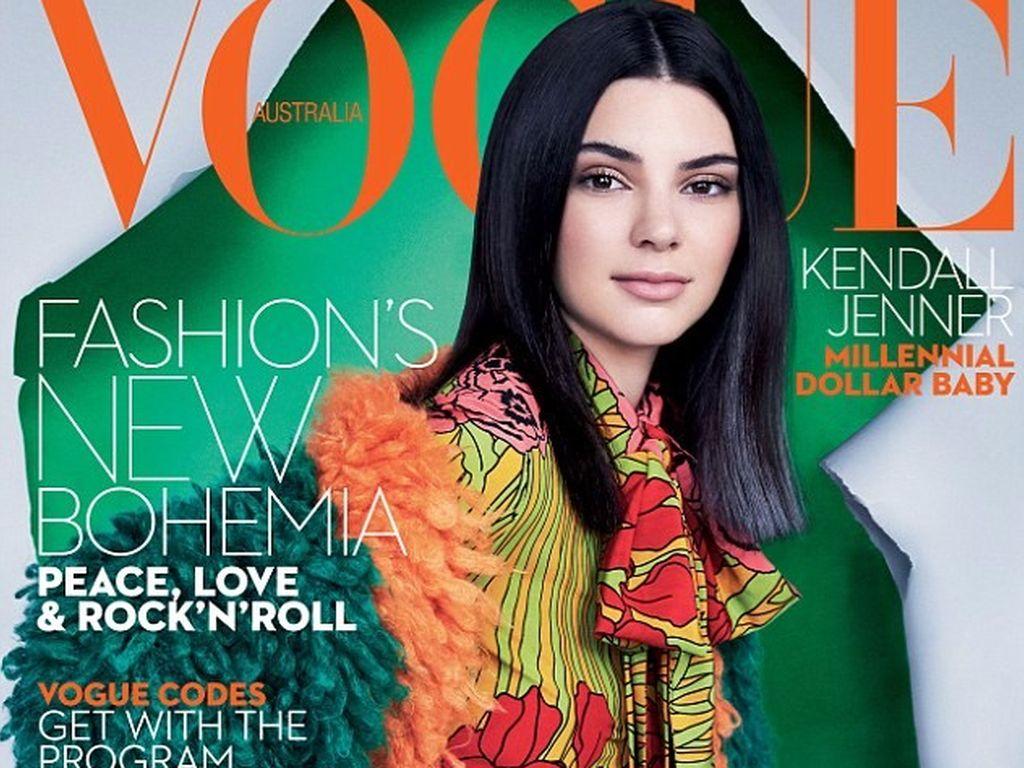 Kendall Jenner auf dem Cover der Vogue Australien Oktober 2016