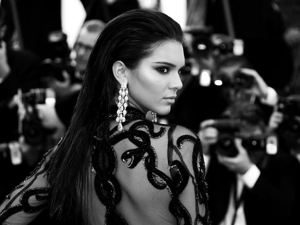 Kendall Jenner beim Film Festival in Cannes