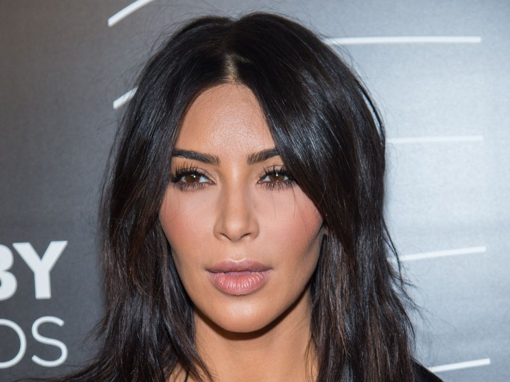 Kim Kardashian beim Webby Award in New York
